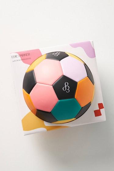 Edie Parker Colorblock Soccer Ball