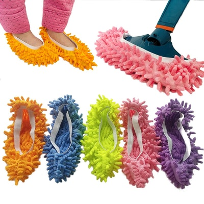 SUSIFT Mop Slippers (5-Pack)