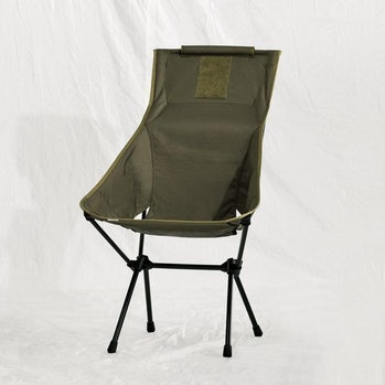 The Sunset Chair from Helinox's Tactical Collection is lightweight and durable, and features smart s...