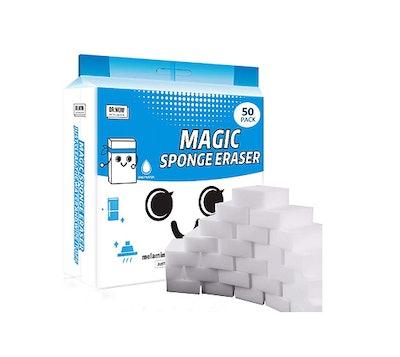 Dr.WOW Magic Sponge Eraser (50-Count)