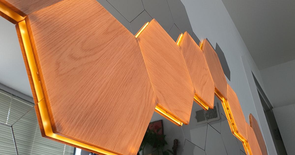 Nanoleaf Elements review: Finally, smart lights that match your furniture