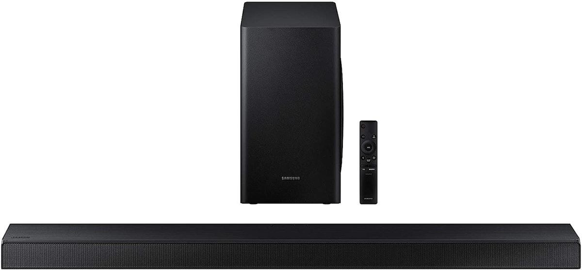 SAMSUNG HW-T650 3.1Ch Soundbar with 3D Surround Sound (2020)