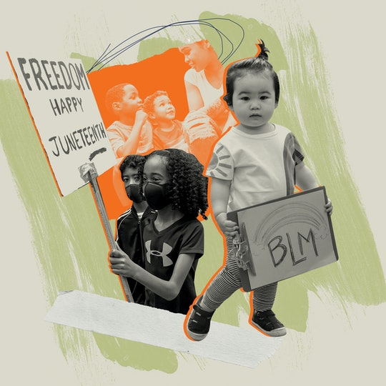 Celebrate Juneteenth by explaining to your kids the joy and truth of the day.
