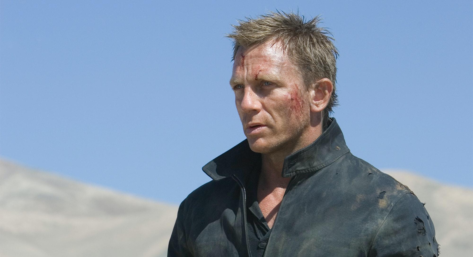 Daniel Craig, James Bond, Quantum of Solace