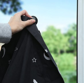 Amazon Basics Portable Blackout Curtain