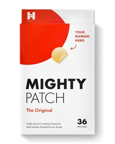 Mighty Patch Original Hydrocolloid Acne Pimple Patch (36-Count)