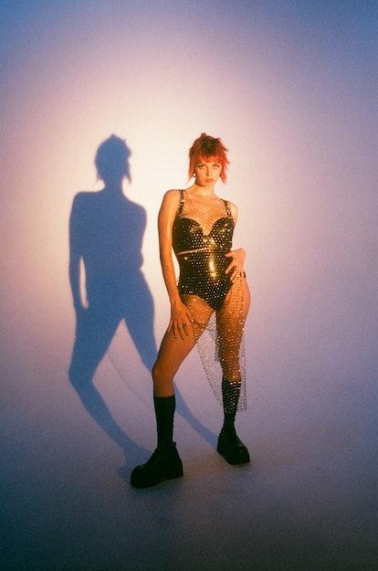 the musician Rebecca Black