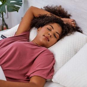 DreamyBlue Premium Memory Foam Pillow