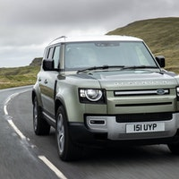 Land Rover is taking the future off-road with a hydrogen-powered Defender