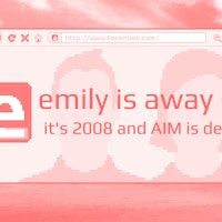 Relive your glory days of Facebook stalking with 'Emily is Away'