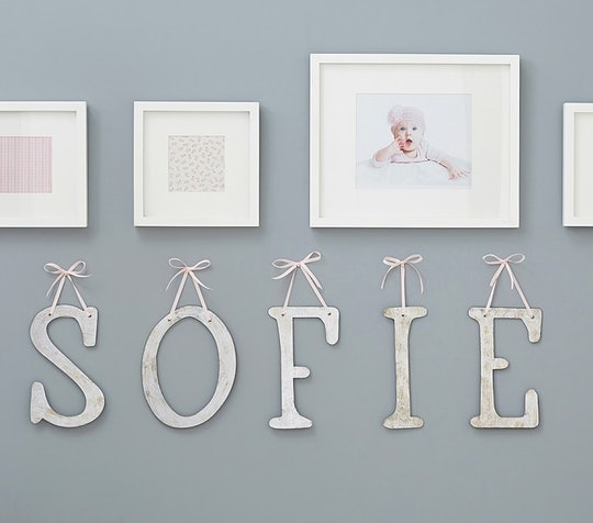 """""""sofie"""" sign from pottery barn kids"""