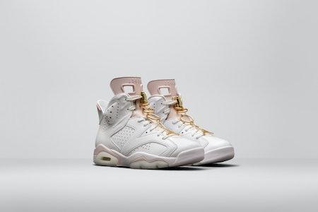 Nike women's Air Jordan 6