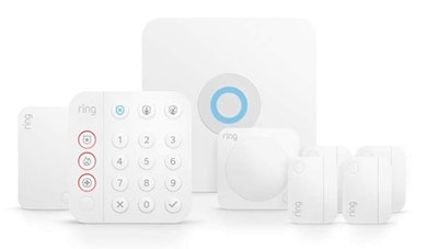 Ring Alarm Home Security Kit (8 Pieces)
