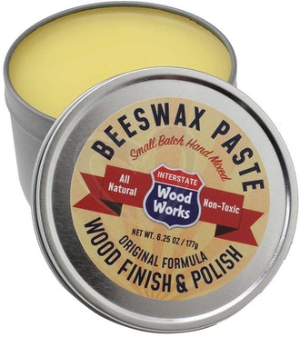 Interstate Woodworks Beeswax Paste