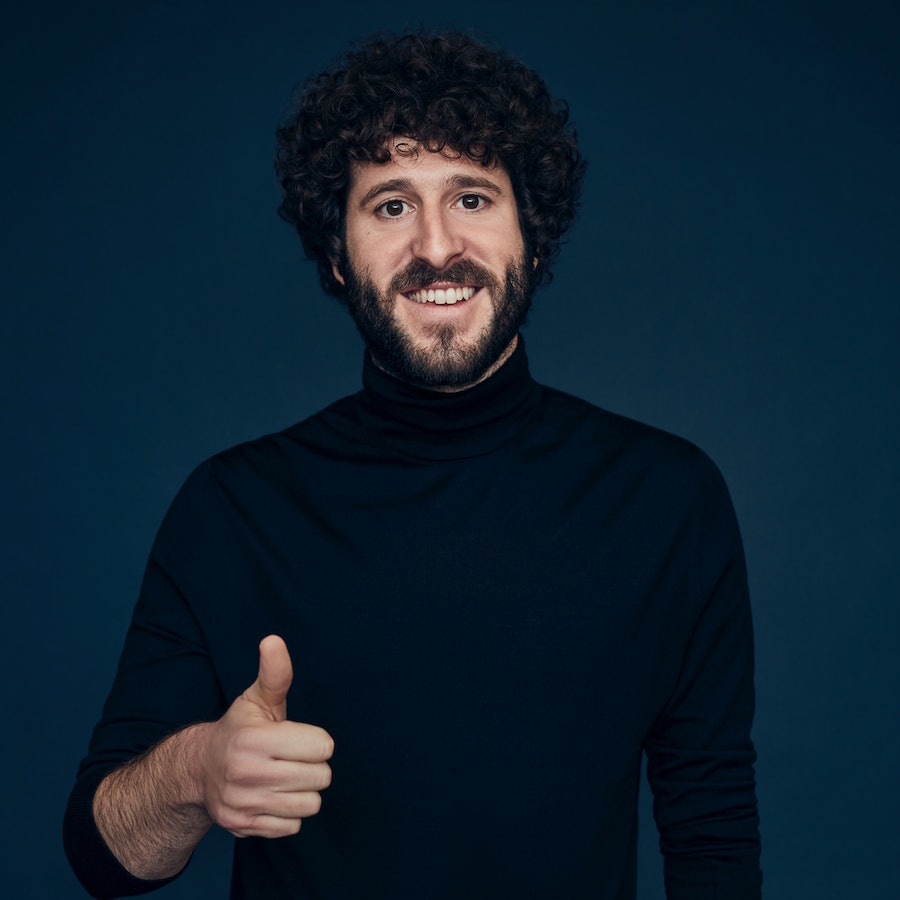 Dave Burd, aka Lil Dicky and the star of FXX's 'Dave.'