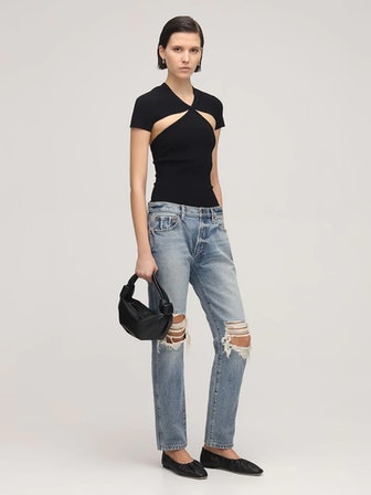 Kyle Relax Low Rise Jeans