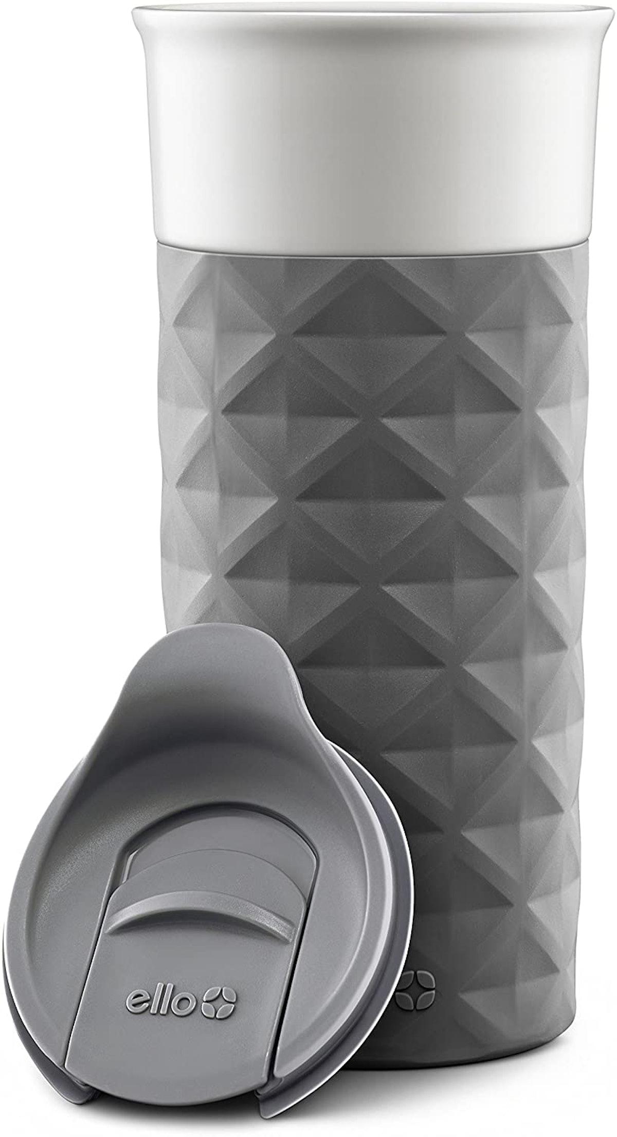Ello Ogden Ceramic Travel Mug With Friction-Fit Lid