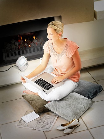 Sphere Gadget Technologies Light Therapy Lamp