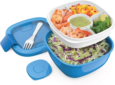 Bentgo Salad Stackable Lunch Container