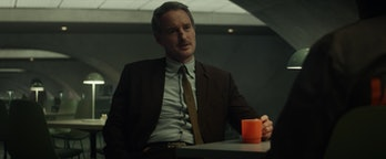 Owen Wilson as Mobius in Loki Episode 2
