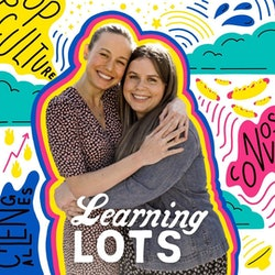 Brie Larson and Jessie Ennis have a new podcast called 'Learning Lots.'