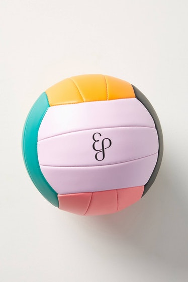 Edie Parker Colorblock Volleyball