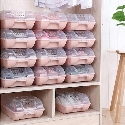 YEAVS Storage Shoe Box (6-Pack)
