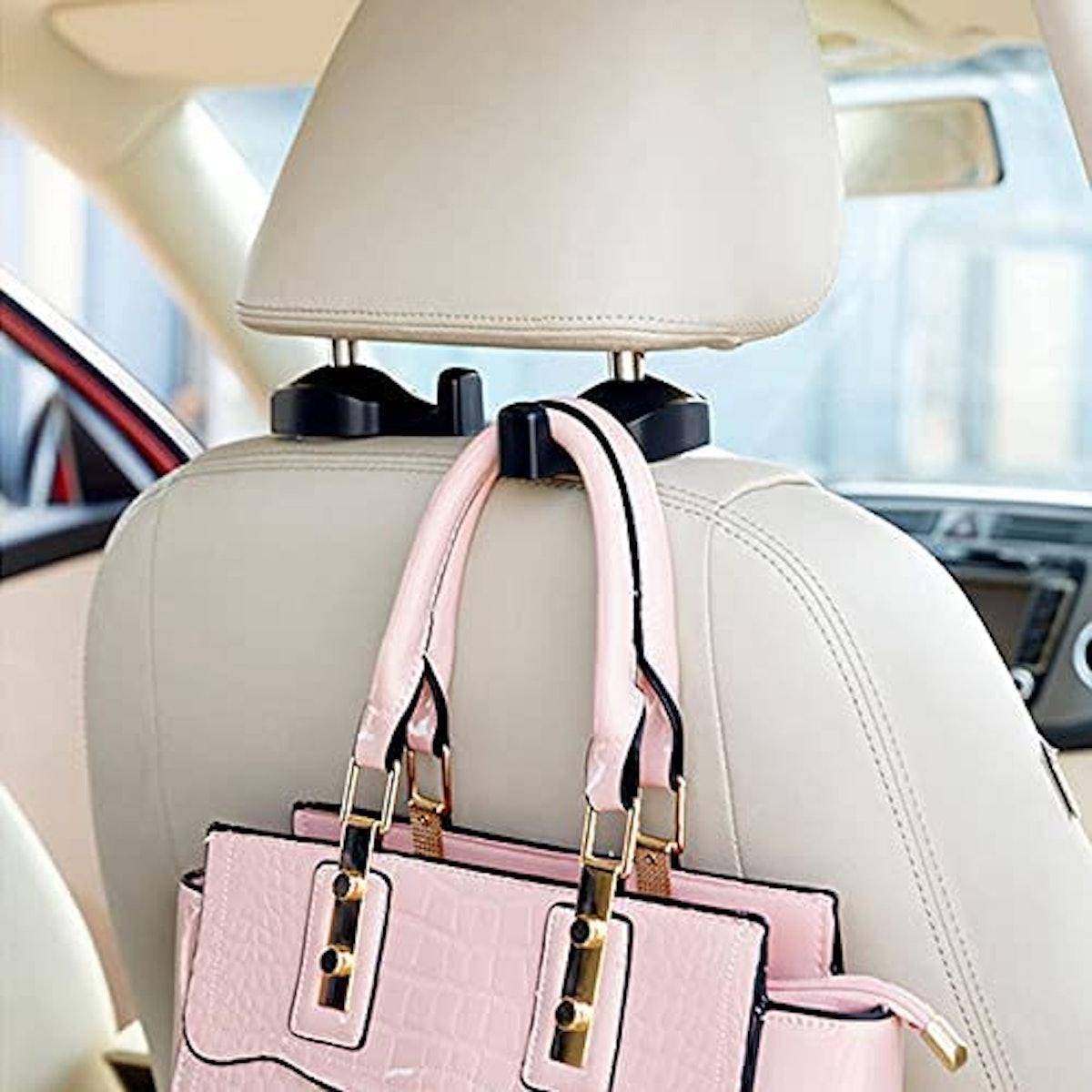 IPELY Universal Car Seat Headrest Hook