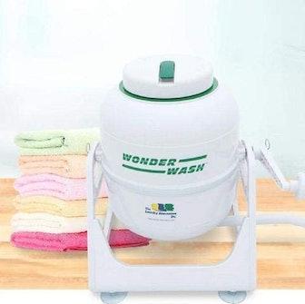The Laundry Alternative Wonderwash Portable Washing Machine