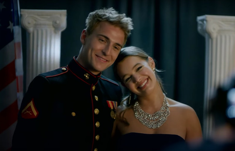 Secrets Of A Marines Wife Is Based On The True Story Of