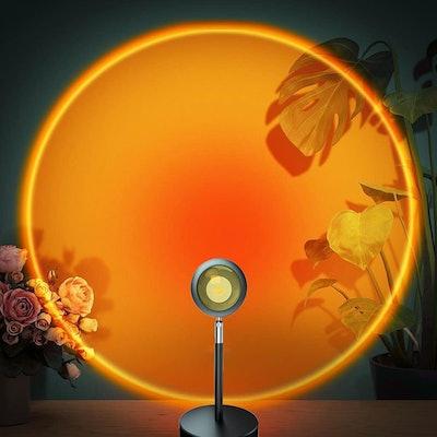 BWOU Sunset Projection LED Light