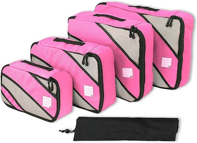 Simple Houseware Packing Cubes (4-Pack)