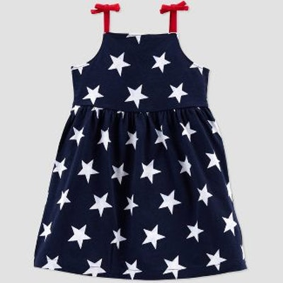 Just One You made by carter's Navy Toddler Star Dress