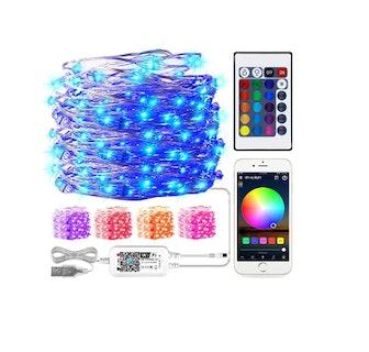 Magic Hue Smart WiFi RGB Fairy String Light