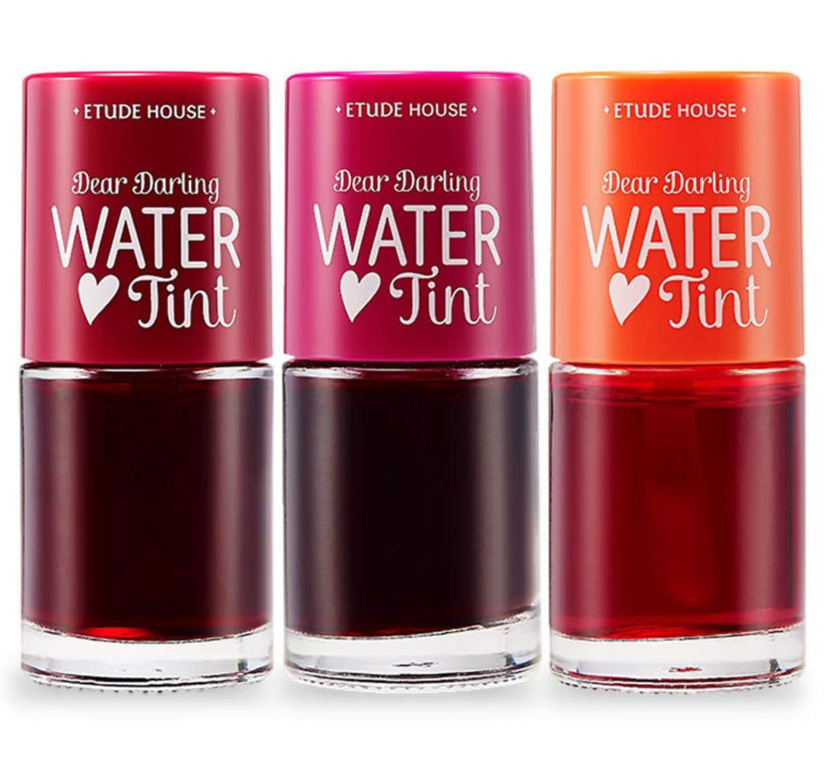 ETUDE HOUSE Dear Darling Water Tint 3 Color Set (3-Pack)