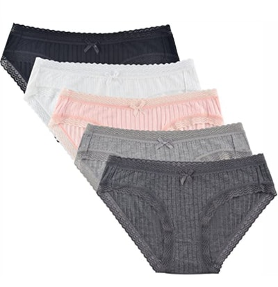 Knitlord Bamboo Viscose Soft Underwear (5 Pairs)