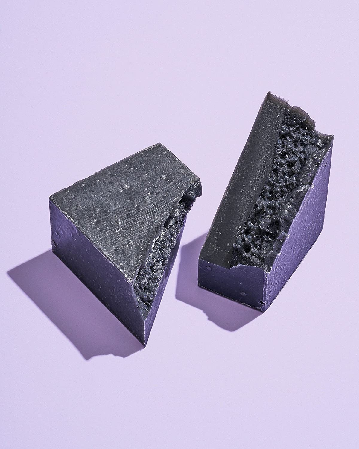 Herbivore Natural Bamboo Charcoal Cleansing Soap Bar