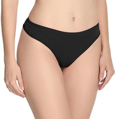 ANZERMIX Cotton Thong Underwear (6 Pack)
