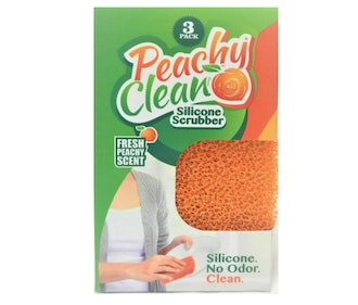 Peachy Clean Kitchen Scrubbers (3-Pack)