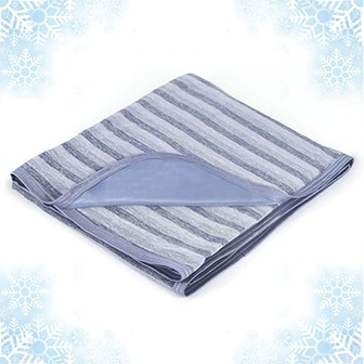 Ailemei Cooling Blanket with Double Sided Cold