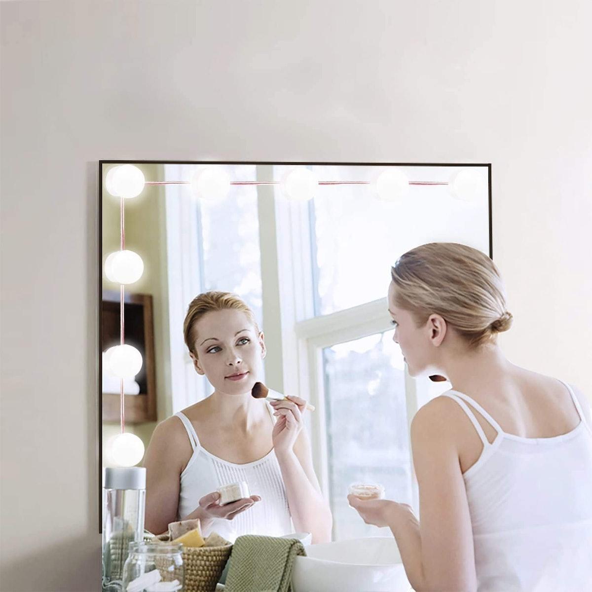 Brightown Hollywood Style Led Vanity Mirror Lights Kit