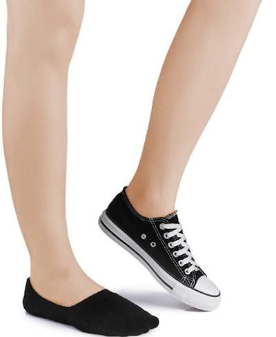 Leotruny No Show Socks (6 Pairs)
