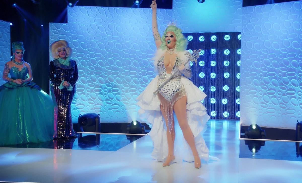 Kita Mean was crowned 'Drag Race Down Under's first winner in the Season 1 finale.