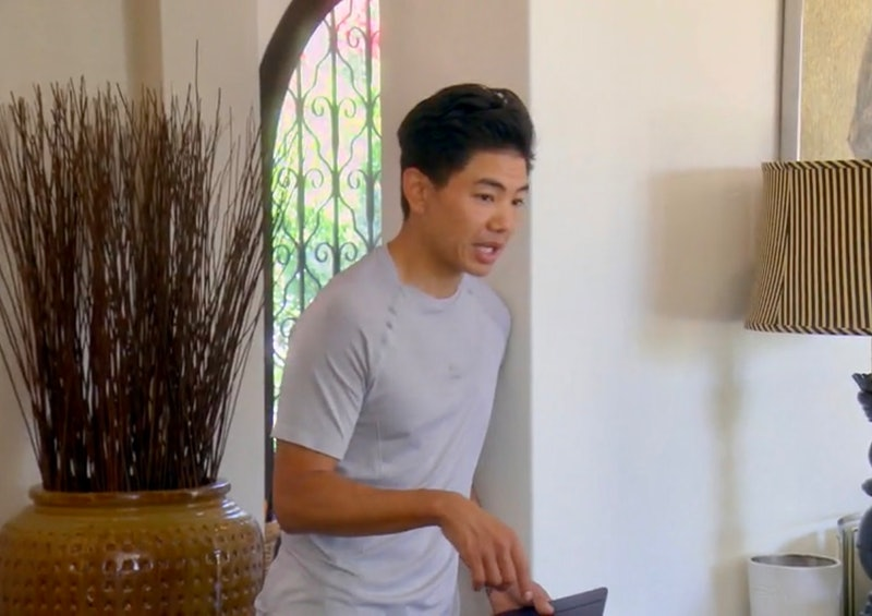Jeffrey Kung in 'The Real Housewives of Beverly Hills' Season 11