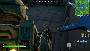 fortnite artifact location 2 gameplay