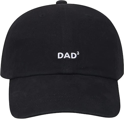Hatphile Pre-Washed Soft Embroidery Dad Hat