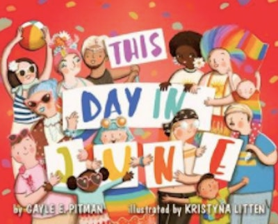 """'This Day In June,"""" by Gayle E. Pitman"""