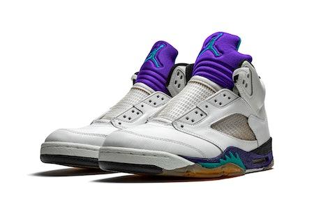 Air Jordan 1-14 Sample