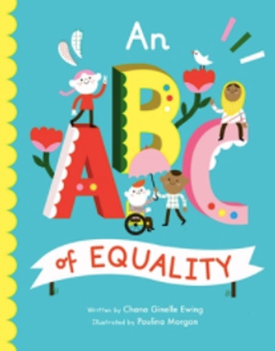 'An ABC of Equality' Chana Ginelle Ewing