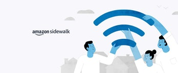 Amazon is rolling out a program called Sidewalk, which will piggyback off its smart home products to create a connected neighborhood network.